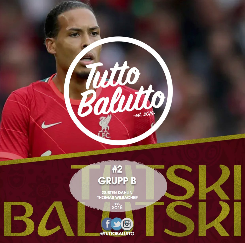 Tutski Balutski CL – Grupp B